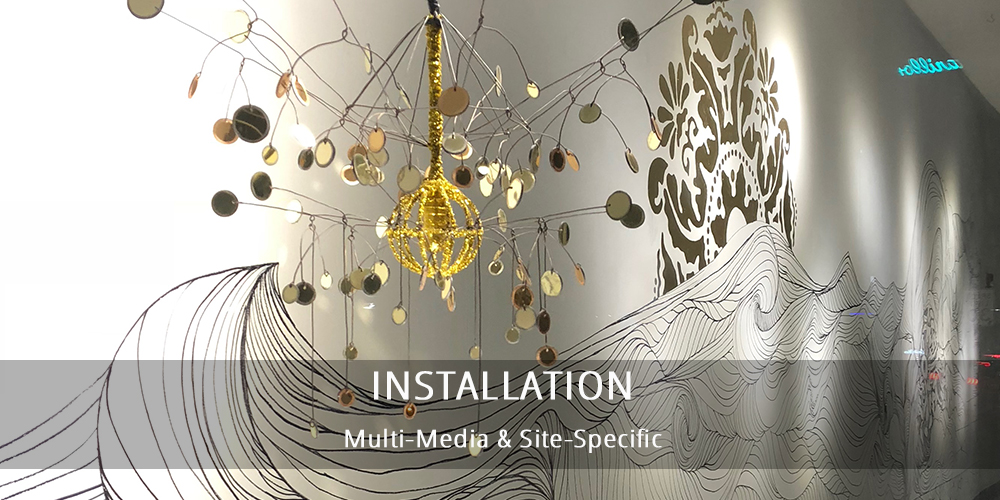 various installation projects